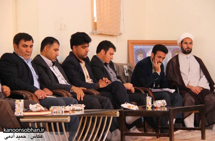 تصاویر اولين جلسه شوراي فرهنگ عمومي کوهدشت در سال ۹۵ (11)