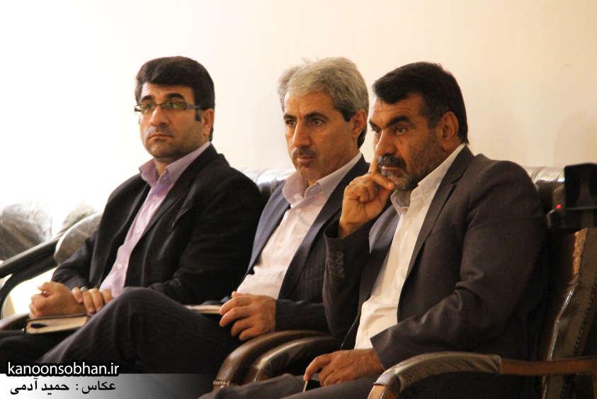 تصاویر اولين جلسه شوراي فرهنگ عمومي کوهدشت در سال ۹۵ (7)