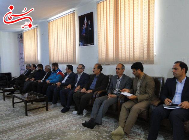 تصاویر اولین جلسه ستاد احیاء امر به معروف و نهی از منکر کوهدشت در سال 95 (3)