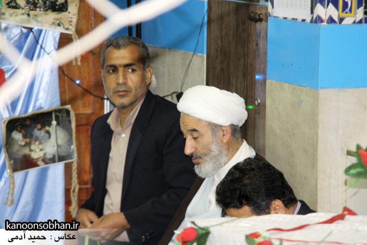 تصاویر تجلیل از پدران آسمانی در مسجد جامع کوهدشت (1)