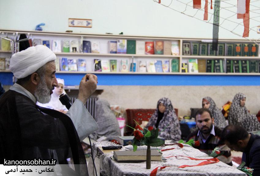 تصاویر تجلیل از پدران آسمانی در مسجد جامع کوهدشت (10)
