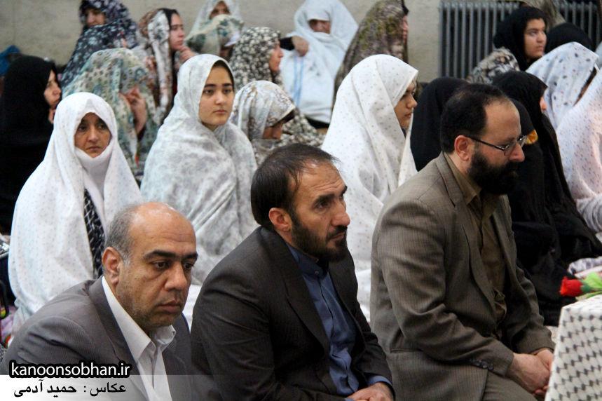 تصاویر تجلیل از پدران آسمانی در مسجد جامع کوهدشت (2)