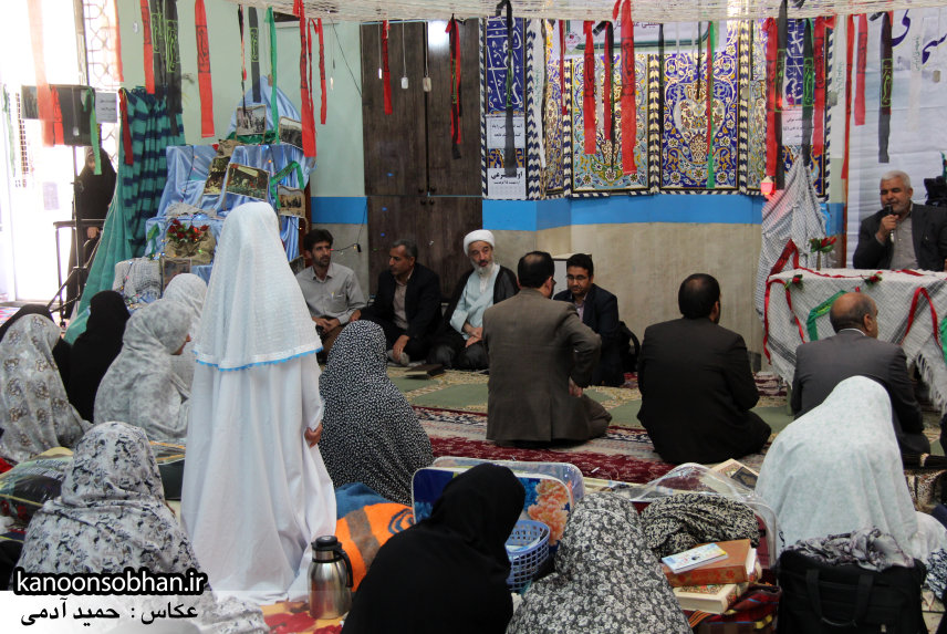 تصاویر تجلیل از پدران آسمانی در مسجد جامع کوهدشت (6)