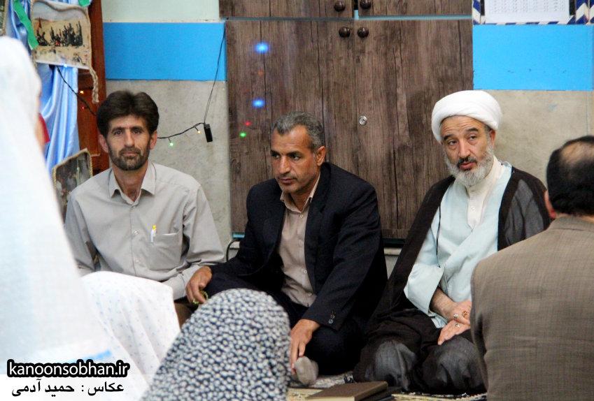 تصاویر تجلیل از پدران آسمانی در مسجد جامع کوهدشت (7)