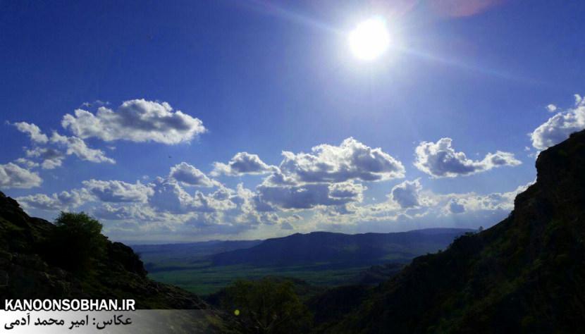تصاویر طبیعت بهاری 95 تن قلای کوهدشت (2)