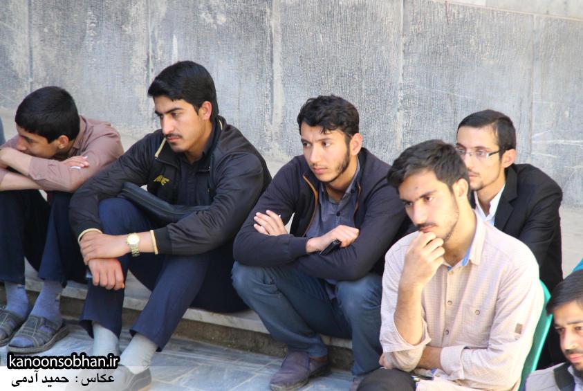 تصاویر کلاس اخلاق حوزه علمه کوهدشت با سخنرانی استاد اخلاق کشوری (24)