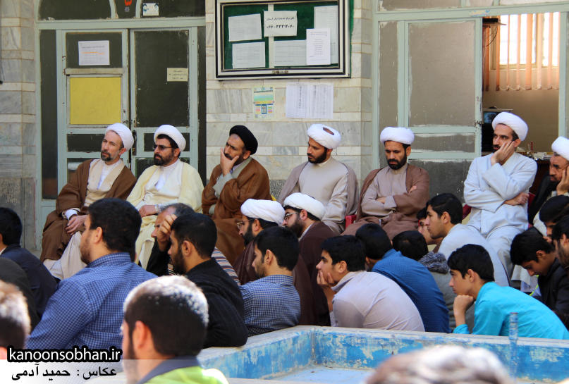تصاویر کلاس اخلاق حوزه علمه کوهدشت با سخنرانی استاد اخلاق کشوری (4)