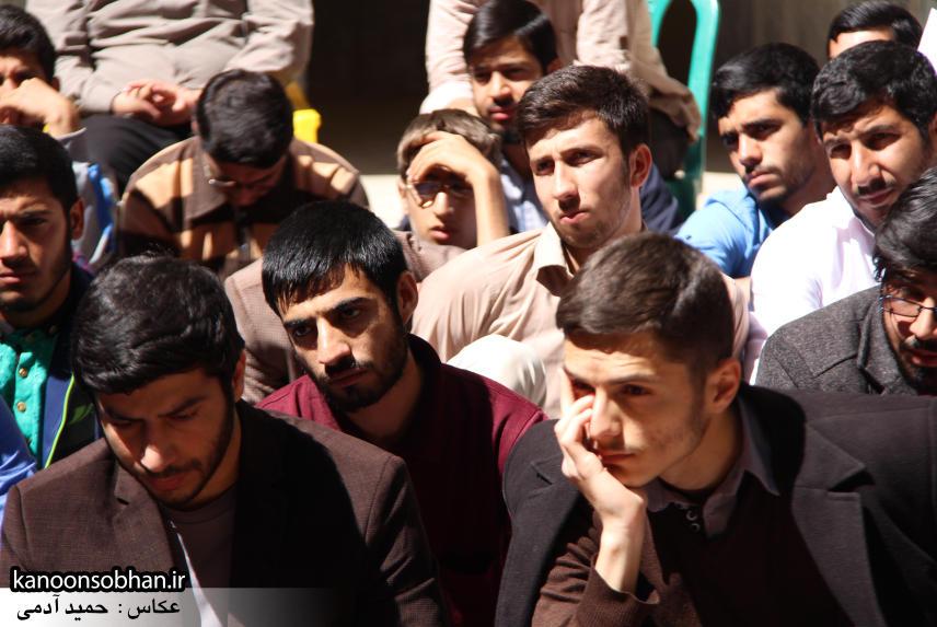 تصاویر کلاس اخلاق حوزه علمه کوهدشت با سخنرانی استاد اخلاق کشوری (6)
