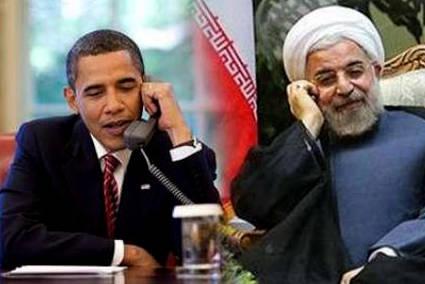 روحانی و اوباما