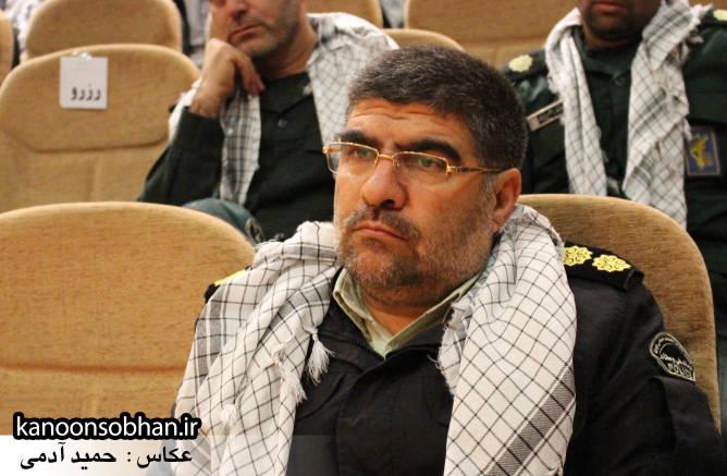 سرهنگ عبدي فرمانده انتظامي کوهدشت