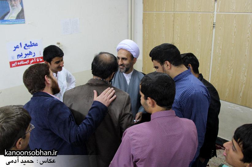 طلاب کوهدشتی با مدیر حوزه های علمیه لرستان (10)