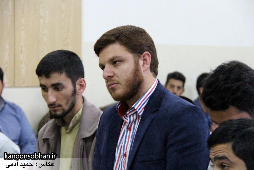 طلاب کوهدشتی با مدیر حوزه های علمیه لرستان (3)
