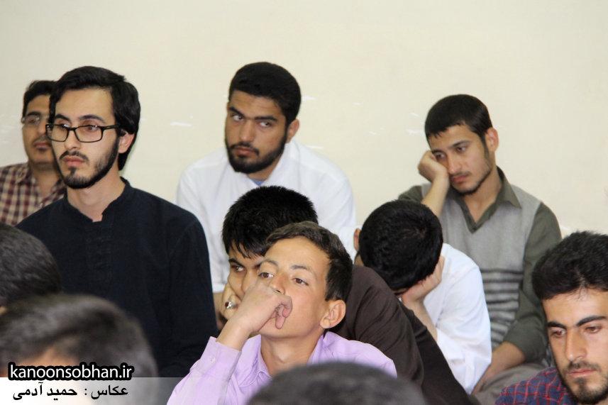 طلاب کوهدشتی با مدیر حوزه های علمیه لرستان (4)