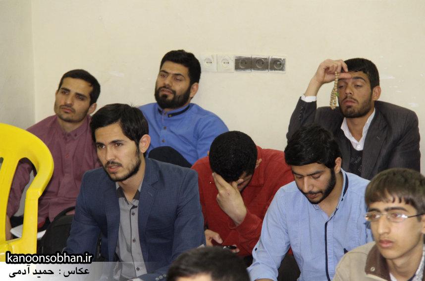 طلاب کوهدشتی با مدیر حوزه های علمیه لرستان (5)