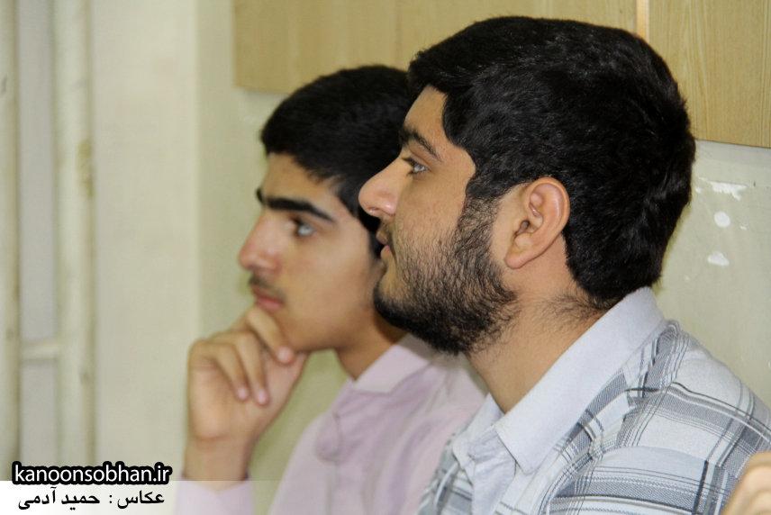 طلاب کوهدشتی با مدیر حوزه های علمیه لرستان (8)