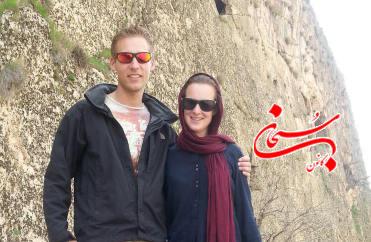 گردشگران هلندي در کوهدشت و پلدختر