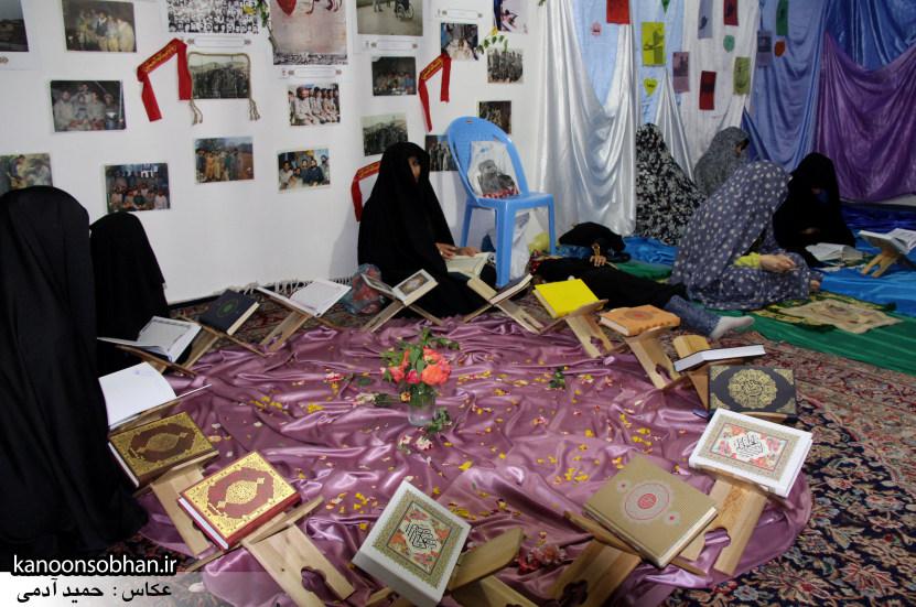 تصاویر احیای نیمه شعبان در کوهدشت (13)