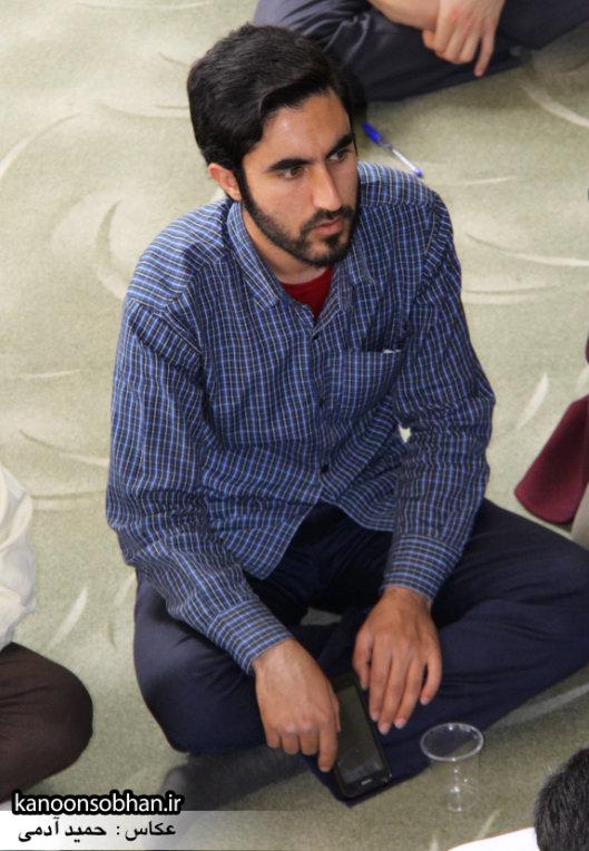 تصاویر بزرگداشت روز معلم حوزه علمیه کوهدشت در مرقد آیت الله مروجی(ره) (16)