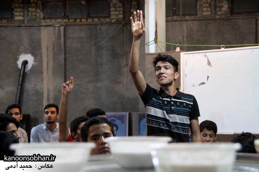 تصاویر جشن میلاد حضرت علی اکبر(ع) در مسجد جوادالائمه(ع) کوهدشت (30)