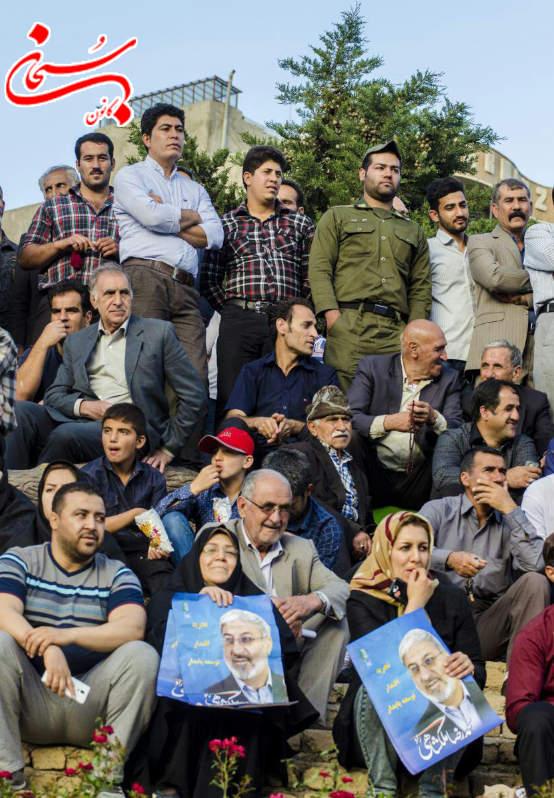 تصاویر جشن پیروزی محمدرضا ملکشاهی راد در خرم آباد لرستان (3)