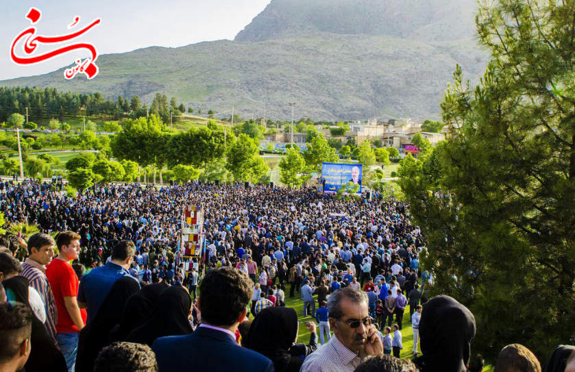 تصاویر جشن پیروزی محمدرضا ملکشاهی راد در خرم آباد لرستان (7)