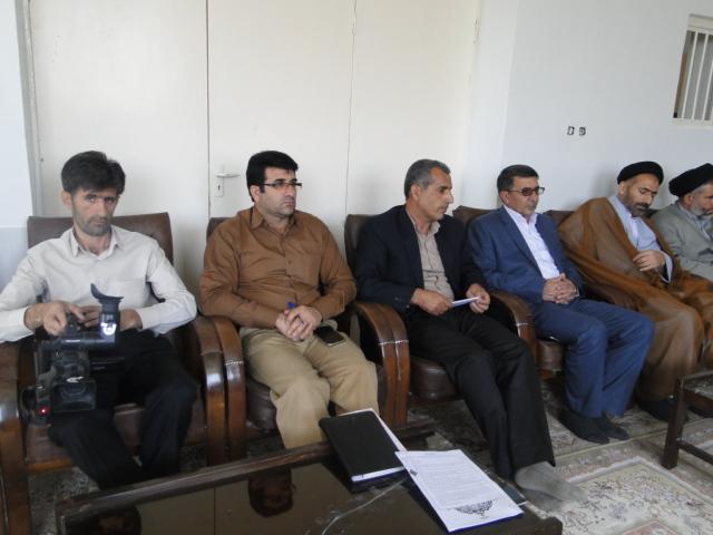 تصاویر جلسه ساماندهی شئونات فرهنگی در شهرستان کوهدشت (5)