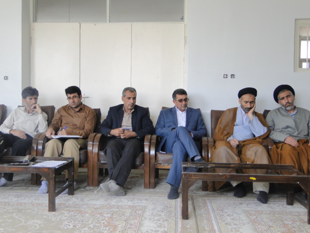 تصاویر جلسه ساماندهی شئونات فرهنگی در شهرستان کوهدشت (6)