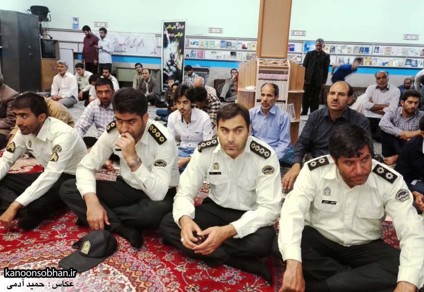 تصاویر جلسه شورای معتمد پلیس در مسجد جامع کوهدشت (1)
