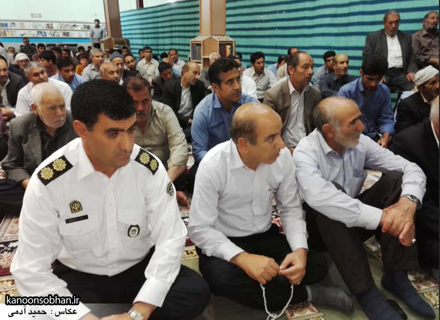 تصاویر جلسه شورای معتمد پلیس در مسجد جامع کوهدشت (3)