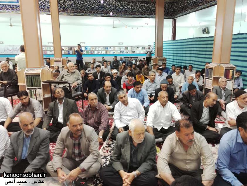 تصاویر جلسه شورای معتمد پلیس در مسجد جامع کوهدشت (4)