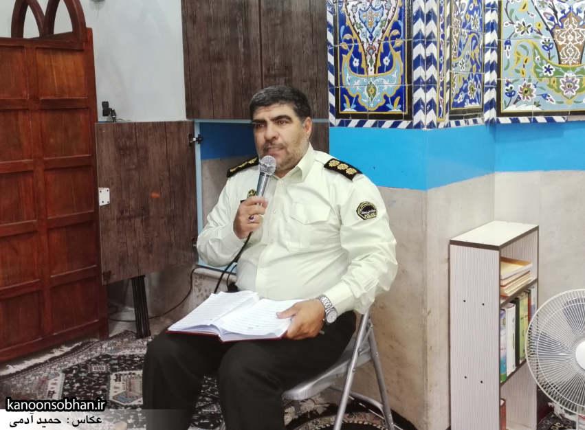تصاویر جلسه شورای معتمد پلیس در مسجد جامع کوهدشت (5)