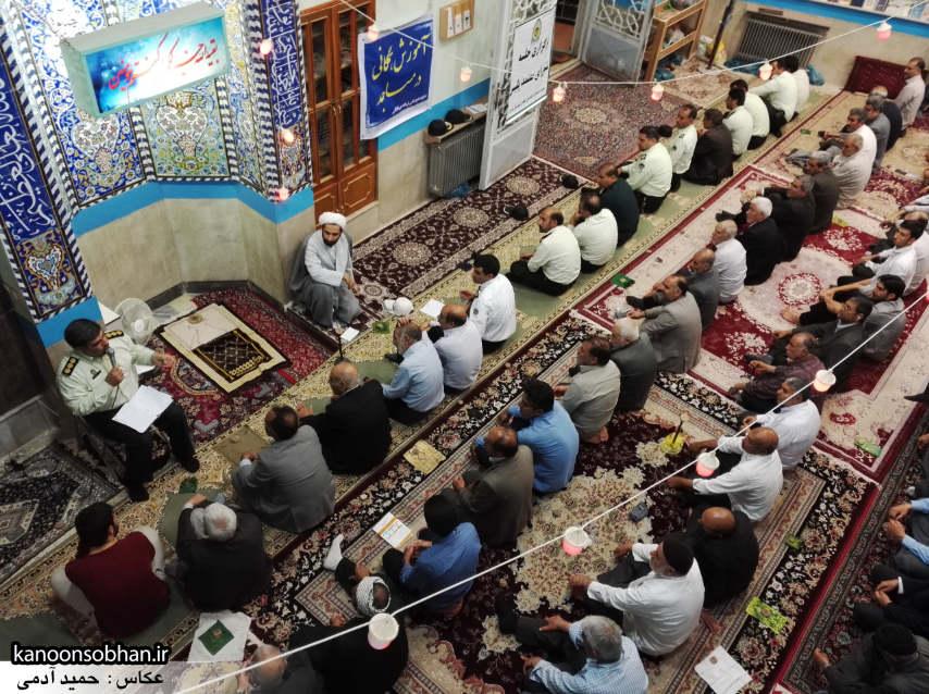 تصاویر جلسه شورای معتمد پلیس در مسجد جامع کوهدشت (6)