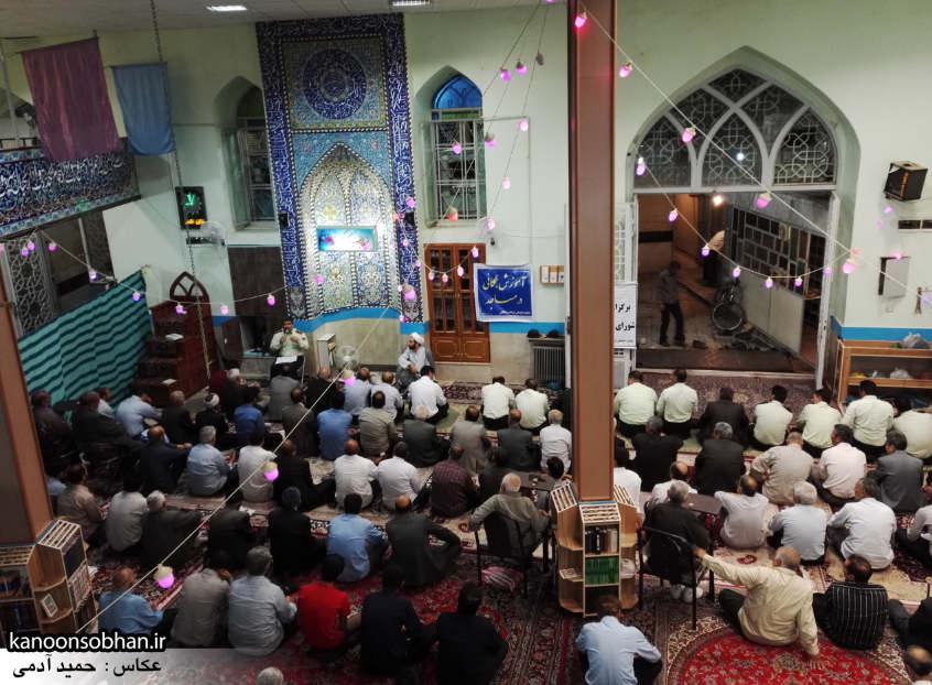 تصاویر جلسه شورای معتمد پلیس در مسجد جامع کوهدشت (7)