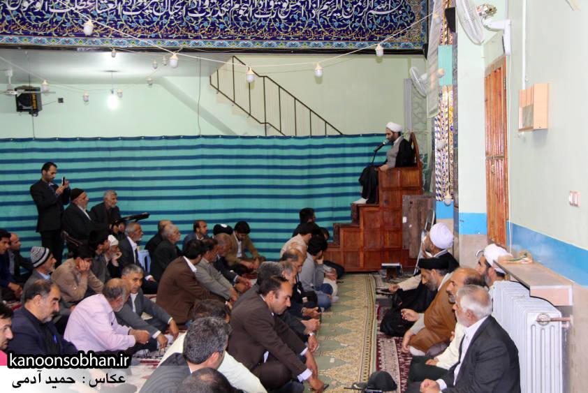 تصاویر سخنرانی آیت الله احمد مبلغی در مسجد جامع کوهدشت (1)