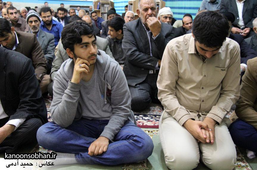 تصاویر سخنرانی آیت الله احمد مبلغی در مسجد جامع کوهدشت (14)