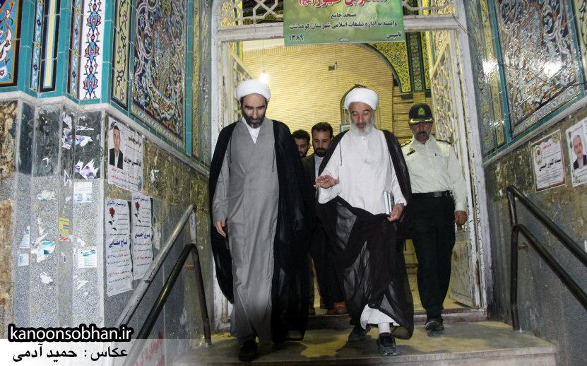تصاویر سخنرانی آیت الله احمد مبلغی در مسجد جامع کوهدشت (19)