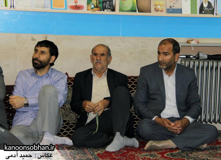 تصاویر سخنرانی آیت الله احمد مبلغی در مسجد جامع کوهدشت (2)