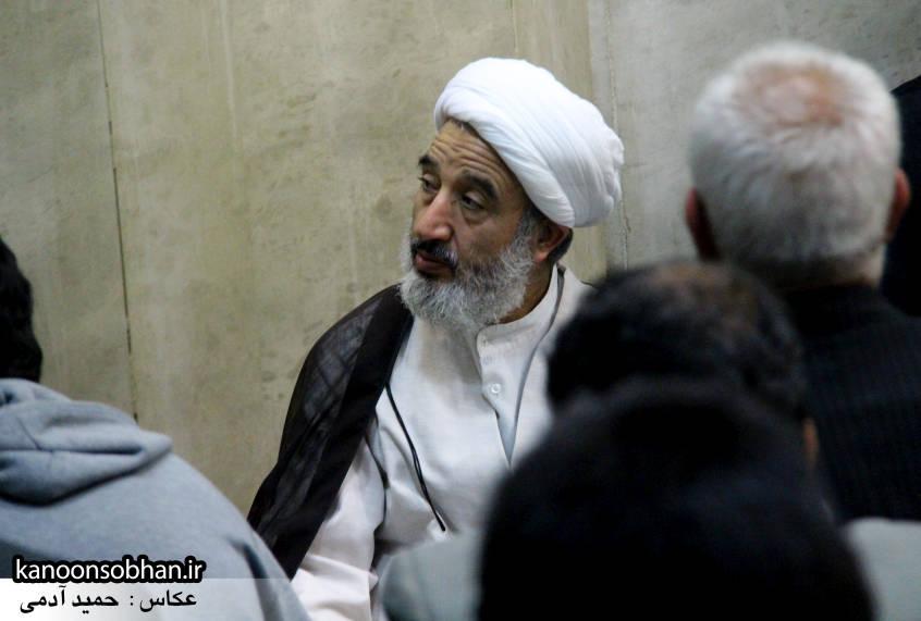 تصاویر سخنرانی آیت الله احمد مبلغی در مسجد جامع کوهدشت (4)