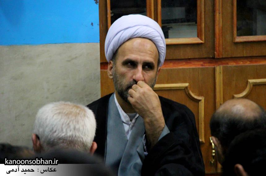 تصاویر سخنرانی آیت الله احمد مبلغی در مسجد جامع کوهدشت (5)