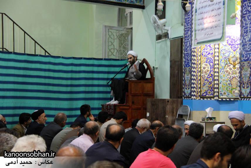 تصاویر سخنرانی آیت الله احمد مبلغی در مسجد جامع کوهدشت (7)