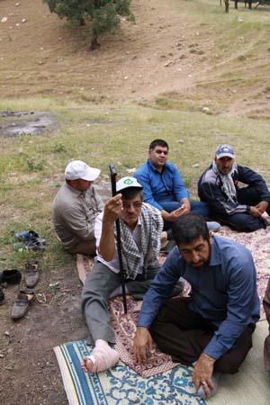 تصاویر صعود جانبازان و آزادگان کوهدشتی به ارتفاعات کشماهور (10)