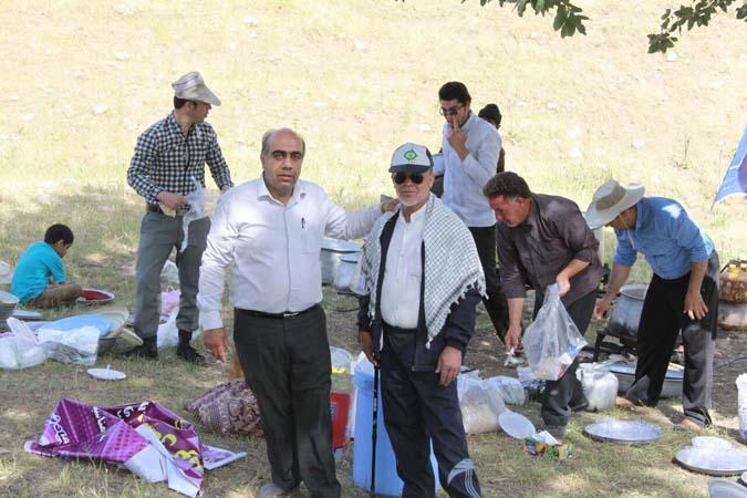 تصاویر صعود جانبازان و آزادگان کوهدشتی به ارتفاعات کشماهور (23)