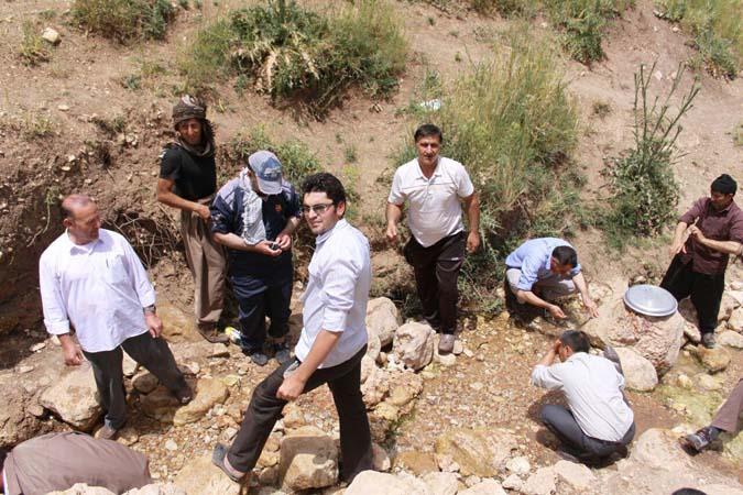 تصاویر صعود جانبازان و آزادگان کوهدشتی به ارتفاعات کشماهور (9)