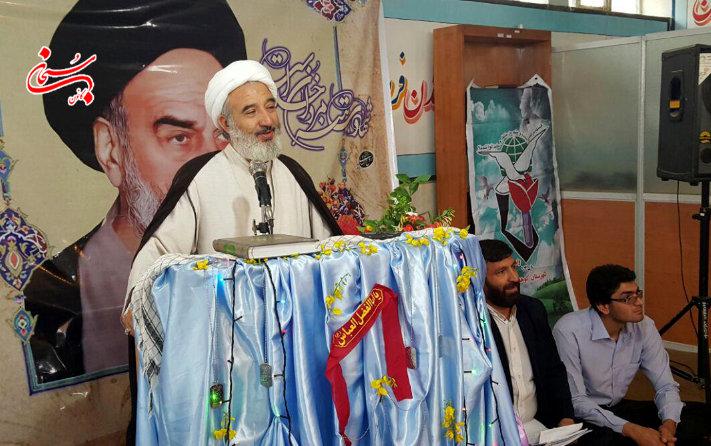 تصاویر مراسم جشن روز جانباز در اداره بنیاد شهید کوهدشت (1)