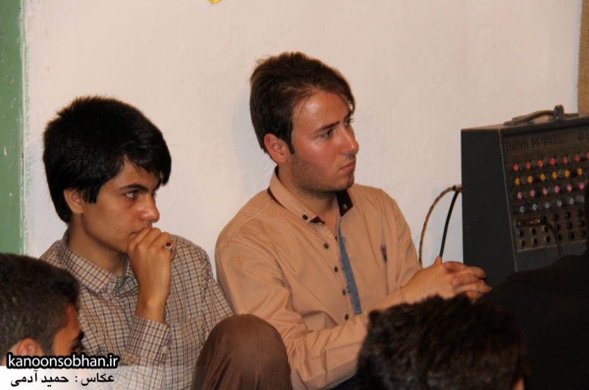 تصاویر مراسم شهادت امام موسی کاظم (ع) در جبهه فرهنگی کوهدشت (10)