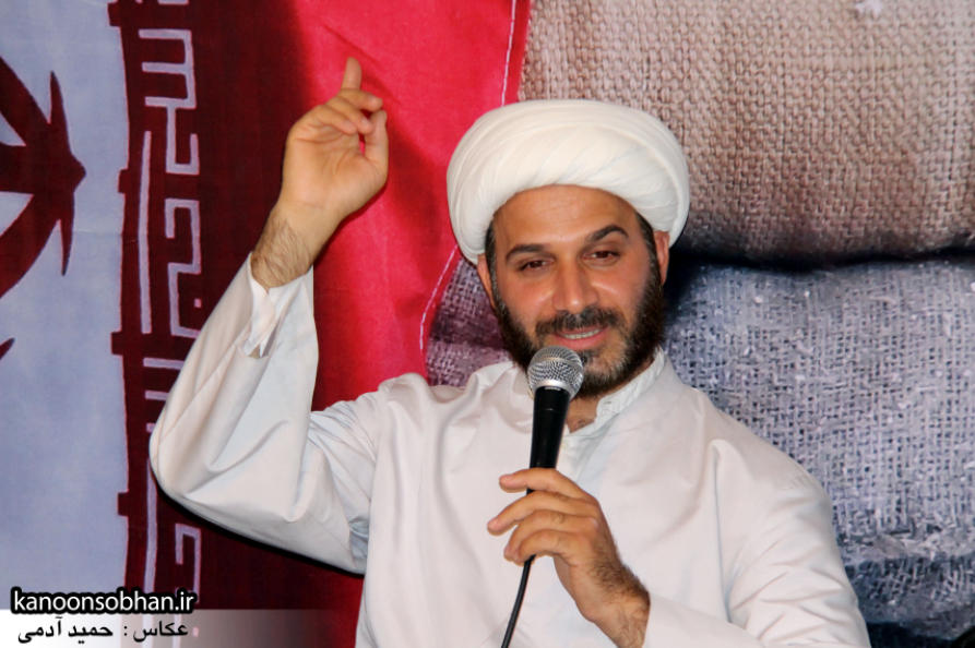 تصاویر مراسم شهادت امام موسی کاظم (ع) در جبهه فرهنگی کوهدشت (12)