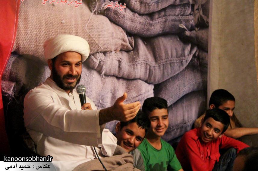 تصاویر مراسم شهادت امام موسی کاظم (ع) در جبهه فرهنگی کوهدشت (3)