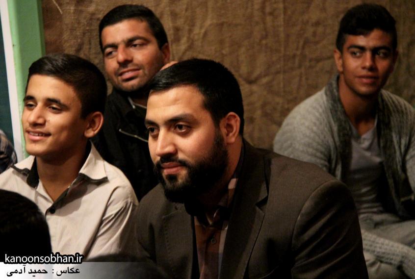 تصاویر مراسم شهادت امام موسی کاظم (ع) در جبهه فرهنگی کوهدشت (4)