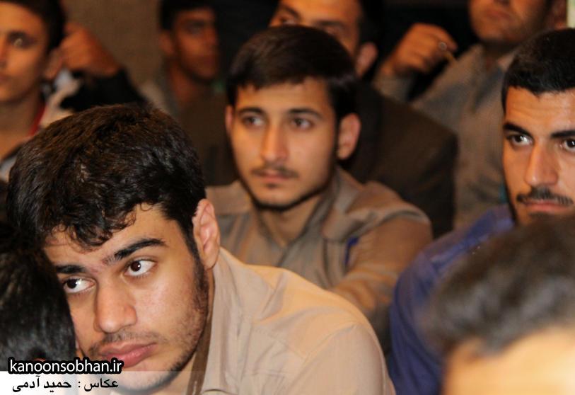 تصاویر مراسم شهادت امام موسی کاظم (ع) در جبهه فرهنگی کوهدشت (6)