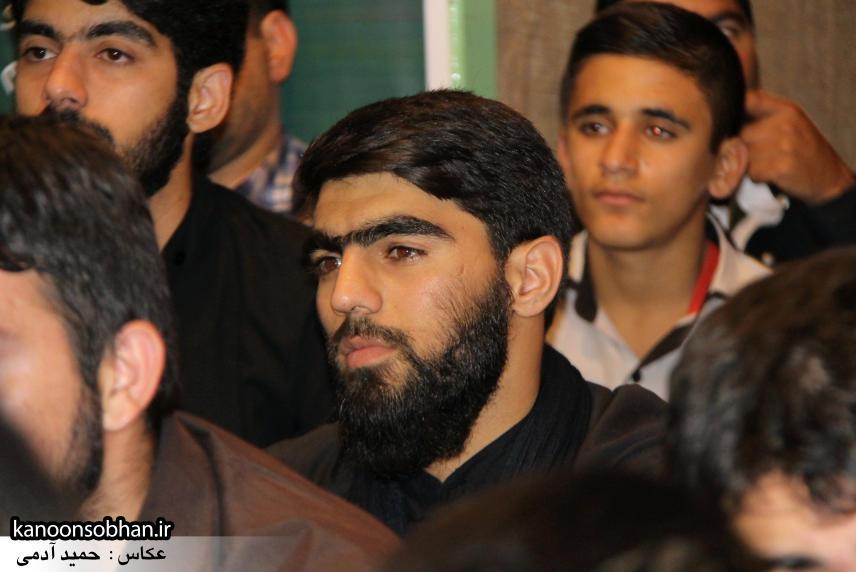 تصاویر مراسم شهادت امام موسی کاظم (ع) در جبهه فرهنگی کوهدشت (7)